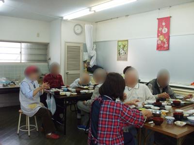 健康会「男の料理教室」181025